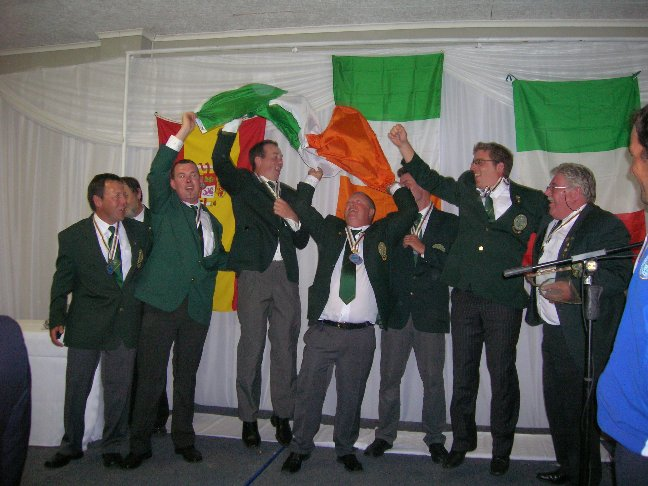 IRISH SHORE ANGLING TEAM WINS 2010 WORLD CHAMPIONSHIP IN SOUTH AFRICA